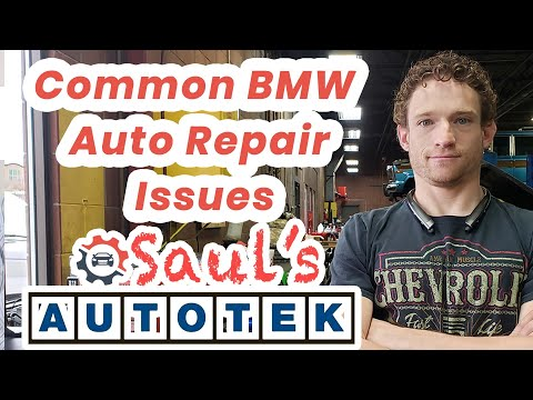 Common BMW Auto Repair Issues Denver Colorado Oil Leaks