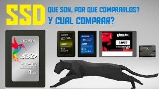 SSD Que son? Por que comprarlos y Cual comprar?