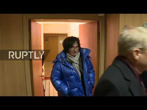 LIVE: Moscow court examines custody extension of suspected US spy Whelan