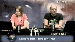 Atheist Experience #716 July 3 2011 Faith Vs Evidence