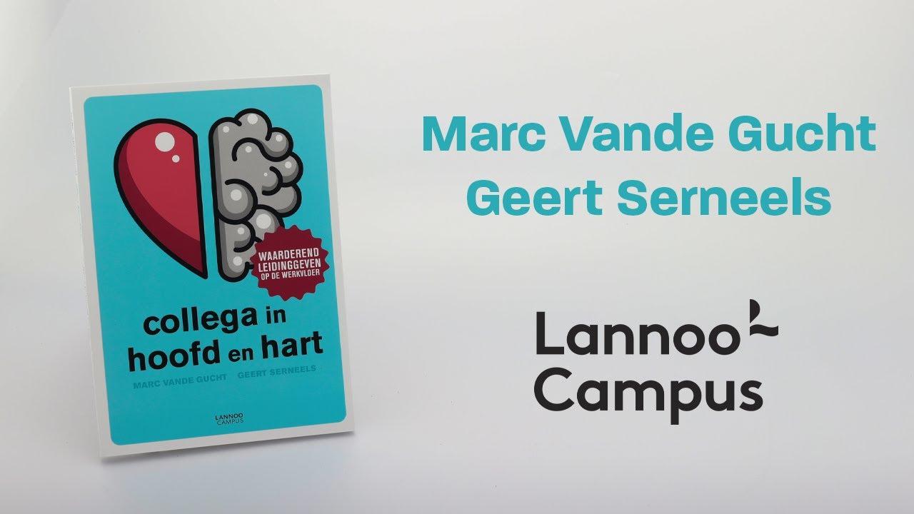 The Boxring met Marc Vande Gucht & Geert Serneels - in samenwerking met Lannoo Campus.