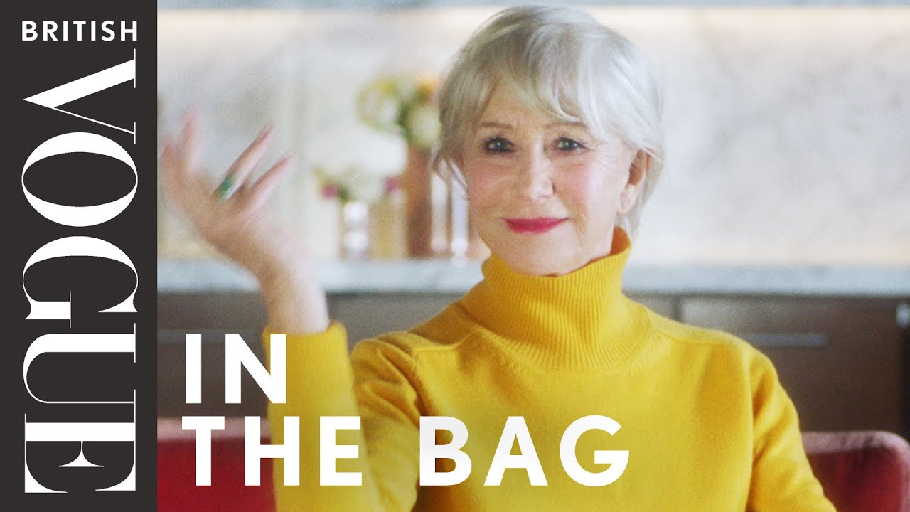 Helen Mirren: In The Bag | Episode 13 | British Vogue