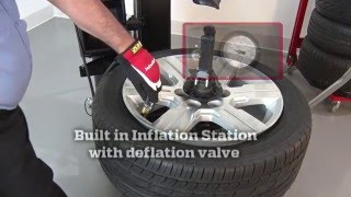 John Bean T7100S Tire Changer