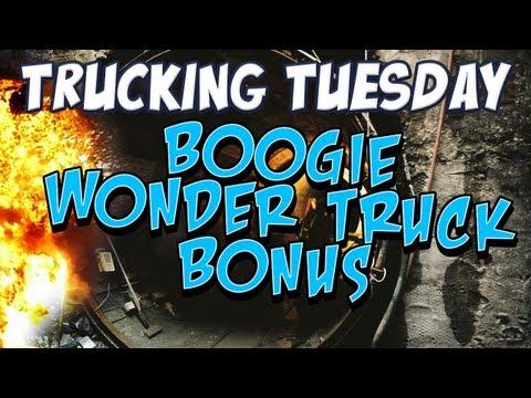 Trucking Tuesday - Boogie Wonder Truck (Bonus)