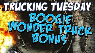 Trucking Tuesday - Boogie Wonder Truck (Bonus)