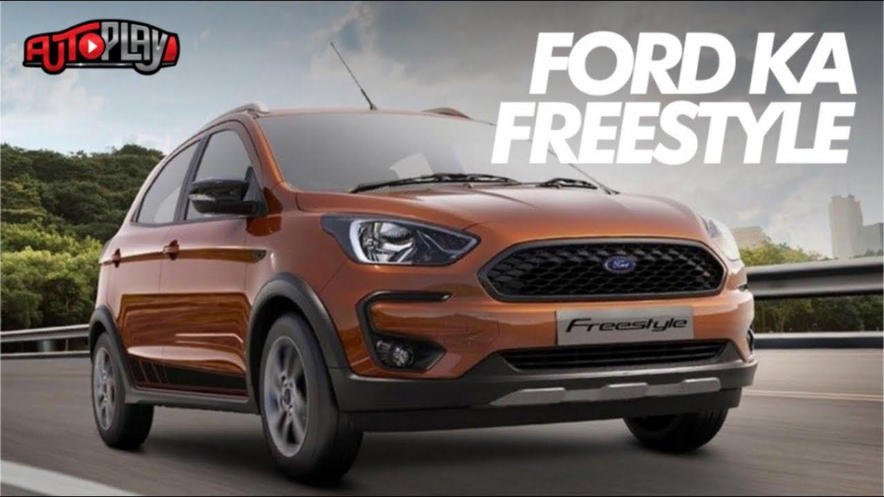 Ford ka freestyle 2019