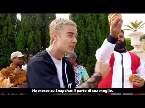 DJ Khaled ft. Justin Bieber - Im the One PARODY Sub Ita