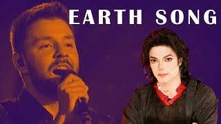 Earth Song - Michael Jackson Best Performance Ever by Vocea Romaniei