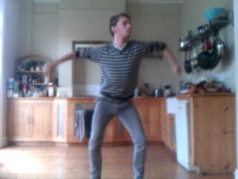 Dance your dissertation 2012