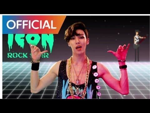 ICON (노민우) - ROCKSTAR MV