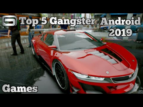 Top 5 Gameloft Gangstar Games For Android And Ios || Top 5 Open World Games Gameloft Android ||