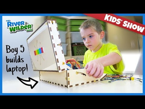KIDS BUILD PIPER MINECRAFT COMPUTER - STEM ACTIVITY