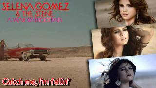 """[HD] Selena Gomez - """"A YEAR WITHOUT RAIN"""" - Official Karaoke/Instrumental w/ Vocals"""