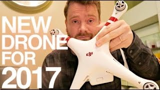 NEW DRONE FOR 2017: NOT THE DJI MAVIK PRO