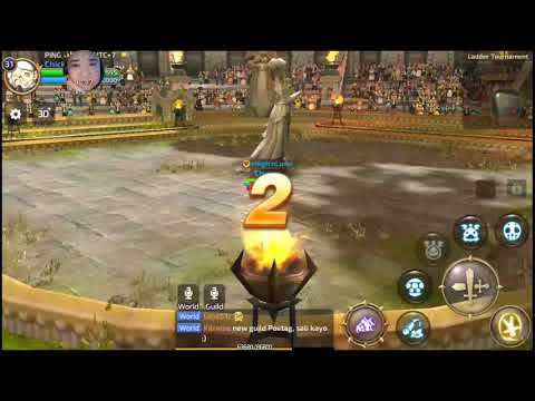 Dragon nest mobile Academic engineer vs alchemist