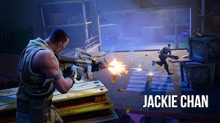 A Fortnite Montage - Jackie Chan