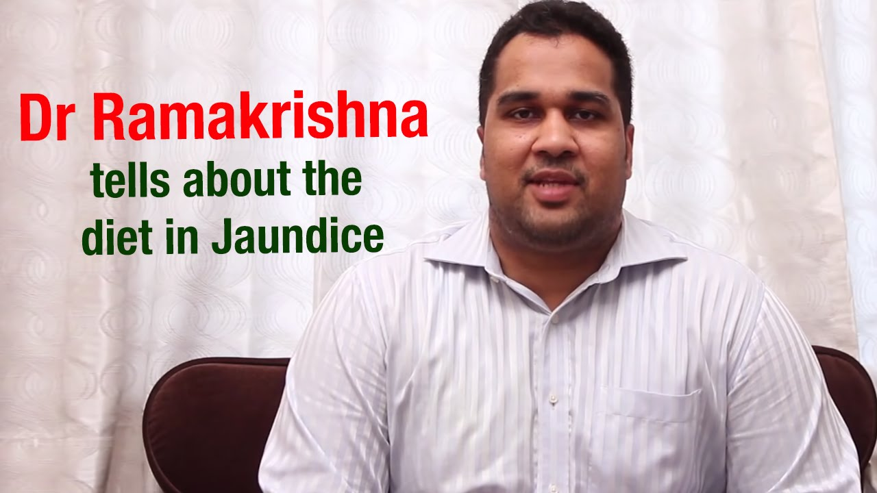 Dr ramakrishna tells about the diet in jaundice online health dr ramakrishna tells about the diet in jaundice online health tips youtube forumfinder Images