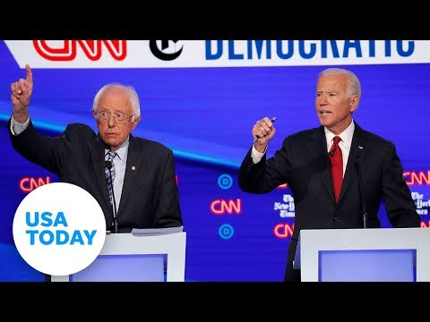 The Morning Rush - Highlights From The 4th Democrat Presidential Debate