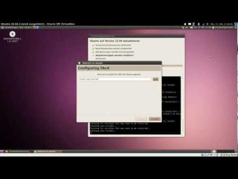Ubuntu Upgraden von version 10 04 auf 12 04