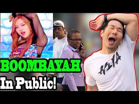 BLACKPINK - BOOMBAYAH - Kpop Dance In Public!!