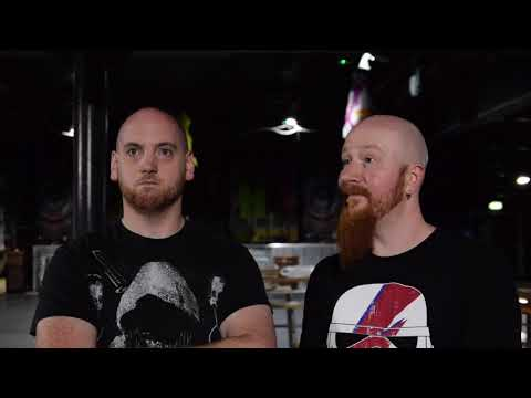 Interview with Cursed Sun - 15th July 2017