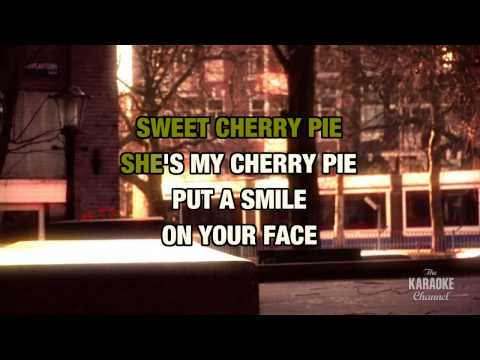 Cherry Pie in the style of Warrant | Karaoke with Lyrics