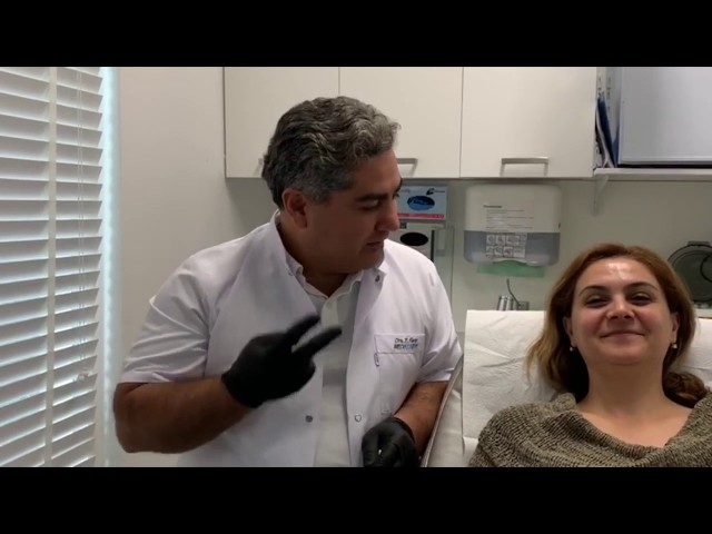 Botox behandeling tegen Rimpels - Medikliniek Amsterdam