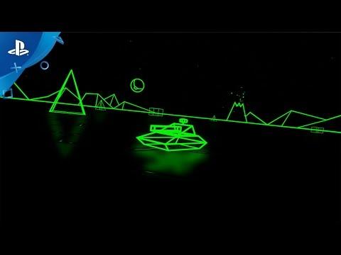 Battlezone - Classic Mode Free Update Trailer | PSVR