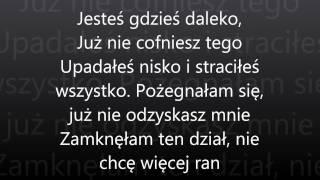 Patty - (Zabiłeś tę miłość) Nie ma nas (tekst)