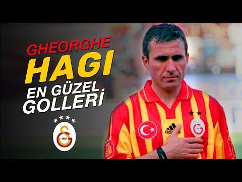 Gheorghe Hagi'nin Galatasaray'da Attığı En Güzel Goller