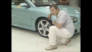 Тест-драйв  Volvo S60R и Mitsubishi Outlander Turbo