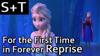 [HQ] Frozen - For the First Time in Forever [Reprise] - Hebrew (Subs+Translation)