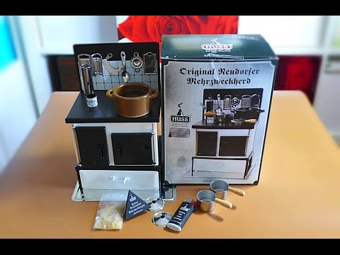 Unboxing Miniature Huss Multipurpose Stove