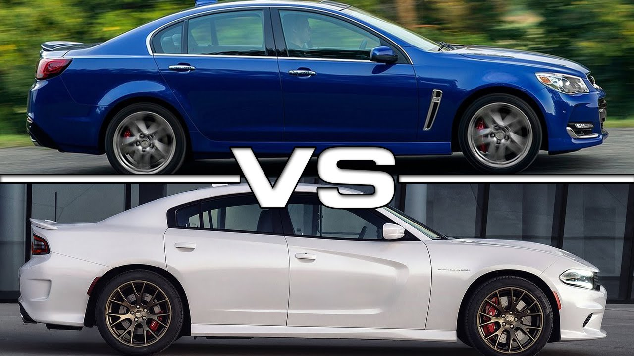 2016 chevrolet ss vs 2016 dodge charger srt hellcat youtube. Black Bedroom Furniture Sets. Home Design Ideas