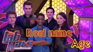 Lab Rats ❤ Real Name And Age - Star News