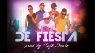 De fiesta - Cafe Santo