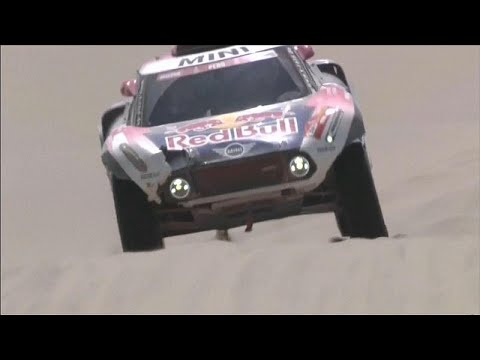 Dakar 2019: Peterhansel e Sunderland impõem-se na sétima etapa