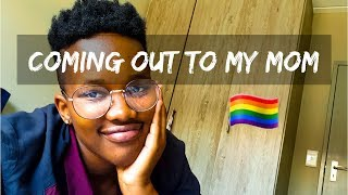 Coming Out to my mom| #ComingOutStory