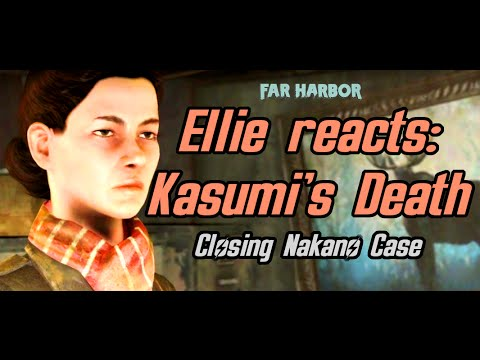 Fallout 4 - Giving Ellie Perkins the bad news about Kasumi - Closing Nakano Case Mp3