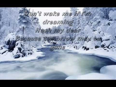 Kamelot On the coldest winter night {lyrics}