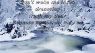 Kamelot- On the coldest winter night {lyrics}
