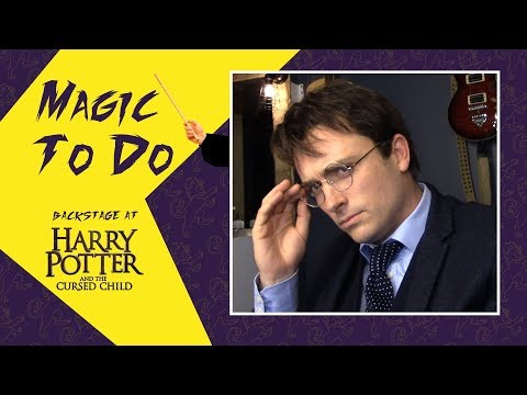Episode 2: Magic To Do: HARRY POTTER AND THE CURSED CHILD With James Snyder