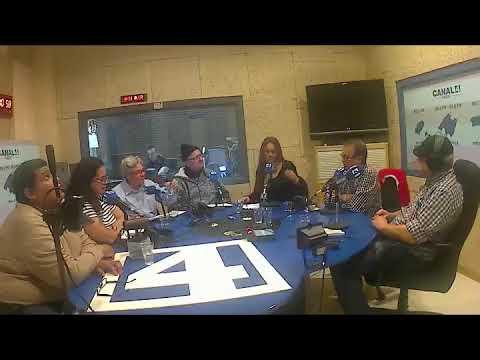 Perfiles 6.4.18.Canal4 Radio.Invitado Lorenzo Bravo ex secretario de UGT.