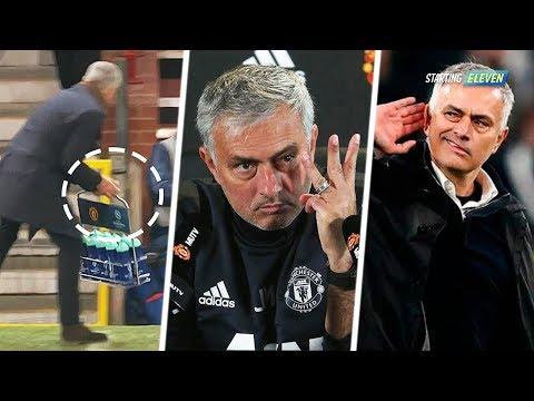 10 Momen Gila Jose Mourinho Bersama Manchester United Yang Tak Akan Terlupakan Mp3
