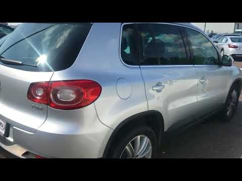 Used 2011 Volkswagen Tiguan Richmond VA Fredericksburg, VA #HJU647961B - SOLD