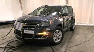 2013 Chevy Traverse / Buick Enclave / GMC Acadia | Documentation for Side Crash by NHTSA | CrashNet1