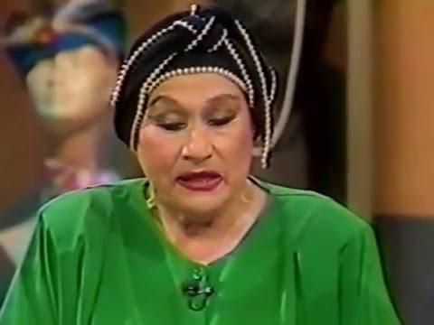 Yma Sumac--1987 TV Interview, Linda Dano, Nancy Glass