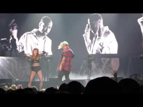 Justin Bieber Purpose Tour Seattle - No Pressure