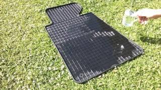 Резиновые автоковрики Petex  - коврики в салон автомобиля(Тестирование немецких ковриков Петекс на объем удержанной воды http://utyug.com/goods/audi-a3-petex-11010., 2016-09-26T12:58:16.000Z)