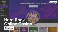 Hard Rock Online Casino Review